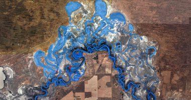Chowilla floodplain